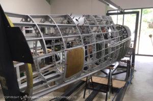 BL688 Spitfire Project - Parnall Aircraft Company