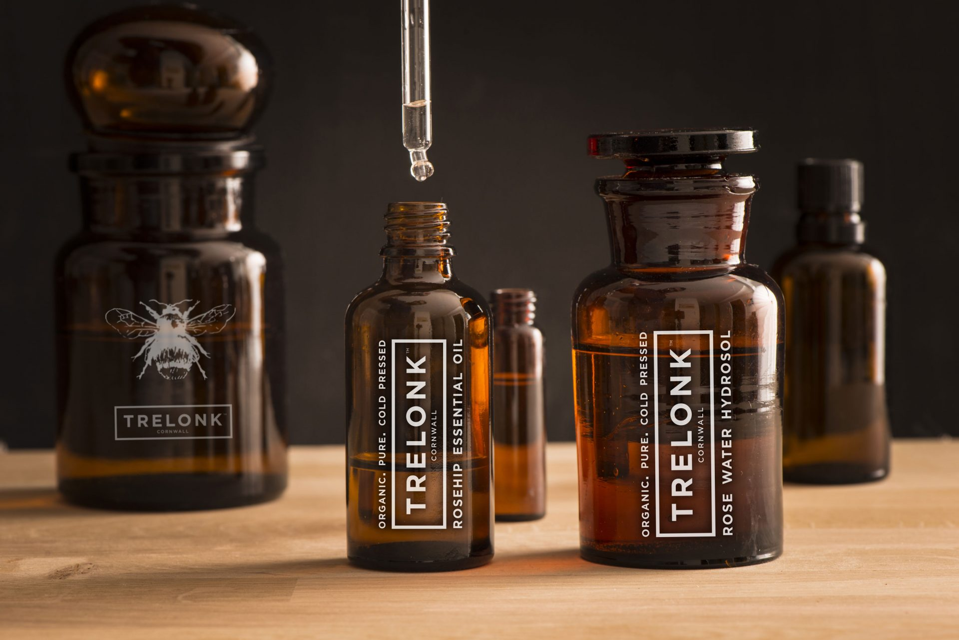 Potential Trelonk Oil Product Range